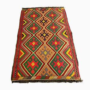 Handgeknüpfter antiker Anatolien Teppich