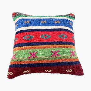 Vintage Moroccan Kilim Cushion Cover