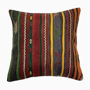Vintage Meditation Bench Cushion Cover