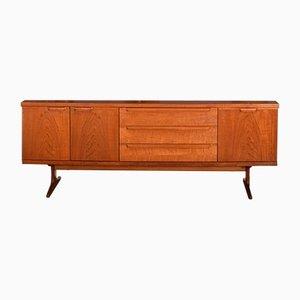 Langes Teak Sideboard von Austinsuite, 1960er