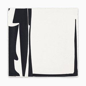 Covers 13-Black D, disegno astratto, 2014