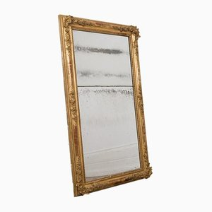Antique French Mirror, 1880s