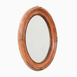 Ovaler Vintage Spiegel
