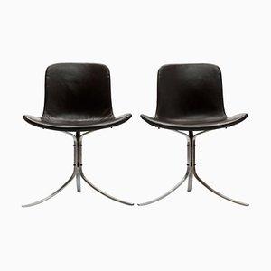 PK9 Chair by Poul Kjaerholm for Ejvind Kold Christensen, Denmark