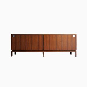 Mid-Century Belgian Rosewood Sideboard by Alfred Hendrickx, 1950s