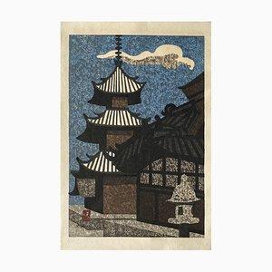 Kiyoshi Saito, Pagoda