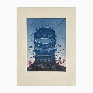 The Circular Ruins von Jean Michel Colon
