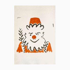 Pablo Picasso, Pene Noël arancione