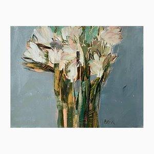 Bozena Lesiak, Tulips, 2021