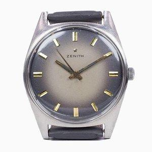 Vintage Steel Wristwatch from Zenith, 1970s