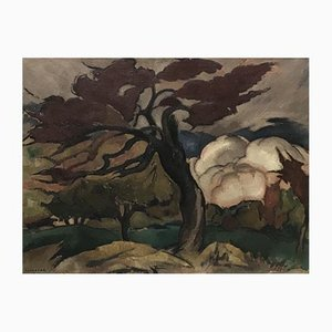 Rodolph Fornerod, Le Jardin Japonisant, 1923