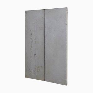 Ramon Horts, arte abstracto minimalista en metal, 1/2 N 003