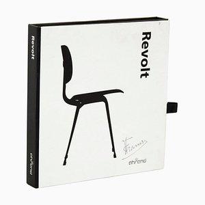 Miniatur Stuhl Spielzeug Skulptur von Friso Kramer für Ahrend De Cirkel