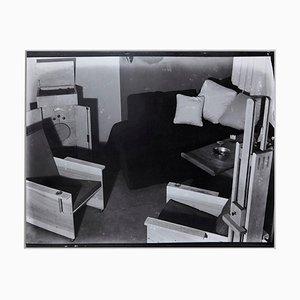 Fotografie in Schwarz und Weiß von Man Ray