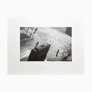 Fotografía en blanco y negro de Raoul Hausmann