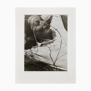 Portrait of Ellen Frank Fotografie von László Moholy-Nagy
