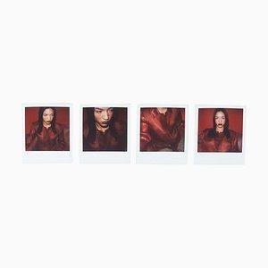 Foto Polaroid di Miquel Arnal, set di 4