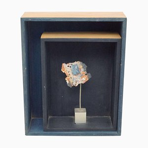 Framed Sculpture by M.Caval, 1998