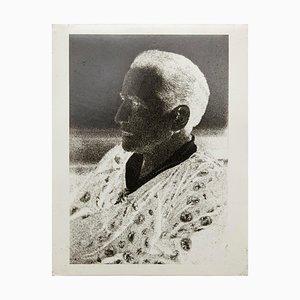 Fotografie von Gertrude Stein von Man Ray