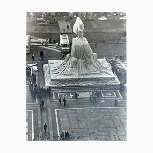 Christo, WM-6, Fotografia, 1975