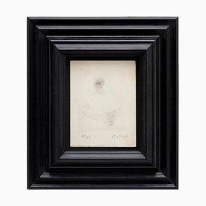Brassaï, handsignierte Lithographie