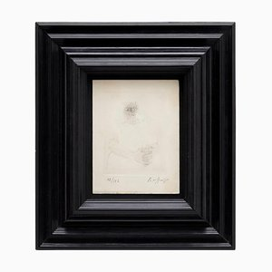 Brassaï, Litografia firmata a mano