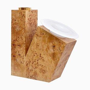 Twenty-Seven Woods für eine chinesische Vase T von Ettore Sottsass
