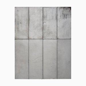 Ramon Horts, opera d'arte minimalista contemporanea in metallo