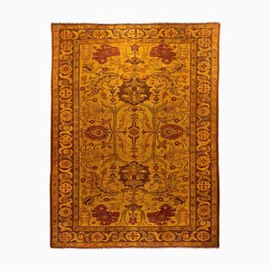 Large Hand-Knotted Wool Amritsar Rug, Afghanistan, 2000s