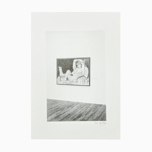 Vastian, The Museum, Lithograph