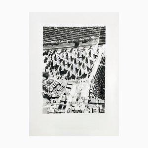 Diane Guyot De Saint Michel, Cantillana Artwork, 2017, Contemporary Art Lithography