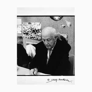 Photography of Henri Cartier-Bresson by Josep Martinez