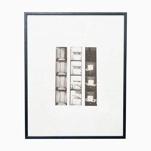 Fotografía contemporánea con luz, década de 2019, enmarcada