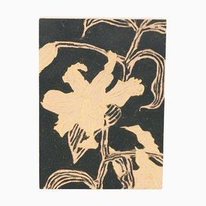 Adrian, 2020, Pittura astratta contemporanea su legno