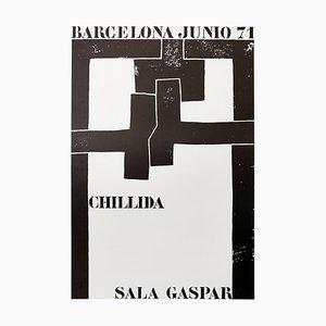 Poster di Eduardo Chillida