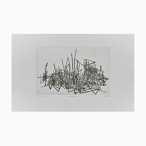 Abstract Etching, Holland, 1980s