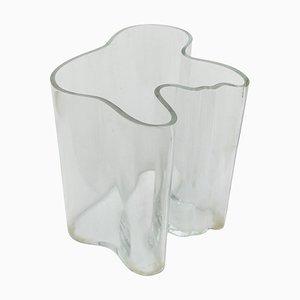 Hohe Glasschale von Alvar Aalto für Artek, 1960er