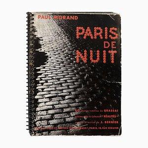 Brassai Paris in der Nacht, 1933