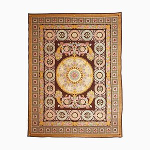 Empire Hand Knotted Wool Antique Rug