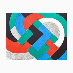 Lithograph by Sonia Delaunay