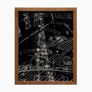 Edizione limitata Heliogravure Electricite Rayograph in bianco e nero, di Man Ray, 1931
