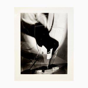 Photographie Licht-Raum Modulationen 3/6 par László Moholy-Nagy