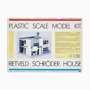 Jouet Maison Modèle par Rietveld Schröder, 1987