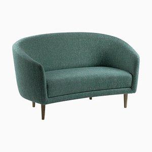 Little Mother 2-Sitzer Sofa aus Holz und Stoff von Finn Juhl