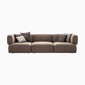 Bowy Sofa in Foam and Fabric by by Patricia Urquiola for Cassina