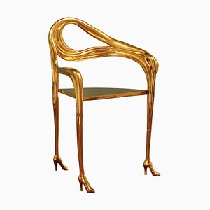 Leda Skulpturaler Sessel von Salvador Dali