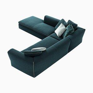 ¡Viste! Sofá de espuma tapizada de Rodolfo Dordini para Cassina