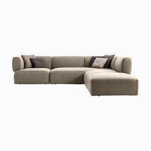 Bowy Sofa in Foam and Fabric by Patricia Urquiola for Cassina