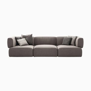 Bowy Sofa Foam and Fabric by Patricia Urquiola for Cassina