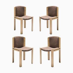 Chairs 300 by Joe Colombo, Set of 4